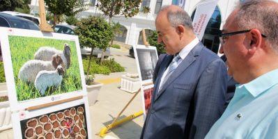 10.Tarım Ve İnsan Fotoğraf Sergisi Açıldı