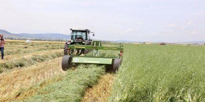 Çiftçilere 770 Bin Liralık Araç Ve Ekipman Desteği
