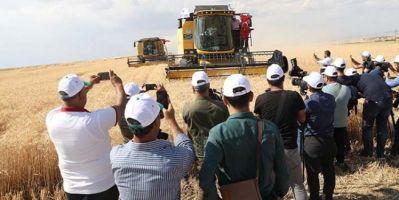 Diyarbakır'da 1.5 milyon ton buğday hasadı bekleniyor