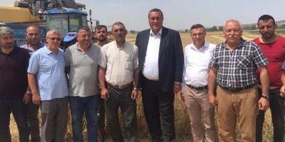 Doğal afet mağduru çiftçi için kanun teklifi