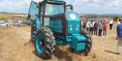 Elektrikli Traktör Üretim İçin Anlaşma Bekliyor
