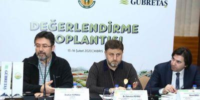 GÜBRETAŞ toplantısında çiftçinin pahalı gübre sorunu gündeme alınmadı!