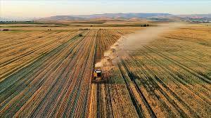 Hazineye ait tarım arazilerinde Kayseri ilk sırada