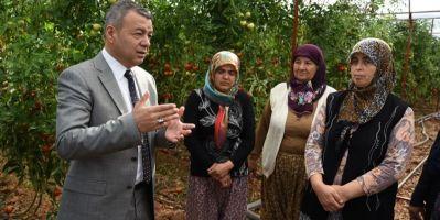İyi Tarımla 412 Çiftçiye 2 Milyon 169 Bin TL Destekleme Verilecek