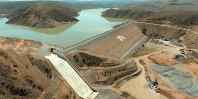 Sulakyurt Barajı Sulaması İle 25 Bin 690 Dekar Zirai Arazi Sulanacak
