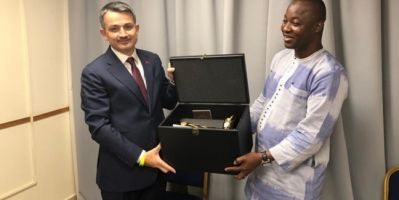Tarım Ve Orman Bakanı Pakdemirli Burkina Faso'da