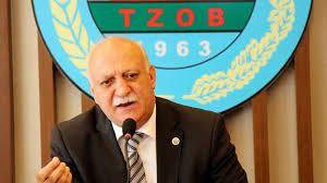 ZOB Başkanı Bayraktar: Biz senin için tarladayız sen evde kal Türkiyem!